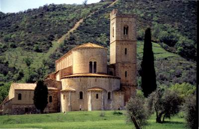 S. Antimo Abbey